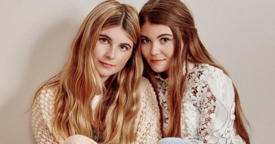 Lori Loughlin's Look-Alike Daughters Are Totally Unfazed By Their Mom's Fame