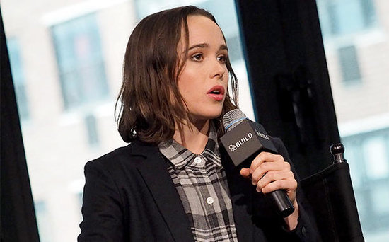 FROM EW: Ellen Page Says Being in the Closet Hurt Her Career 'Way More Than Coming Out'