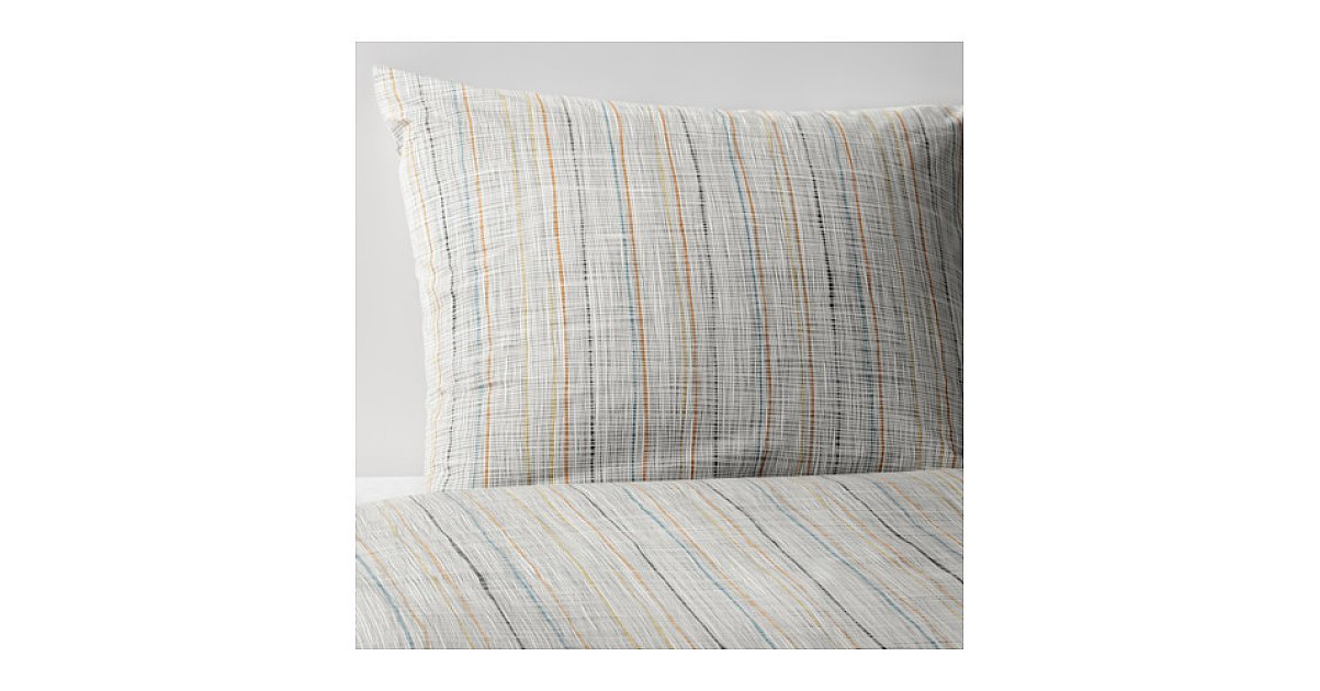 Varart duvet cover and pillowcase from 50 gorgeous ikea bedroom ideas that won 39 t break the - Bank beige ikea ...