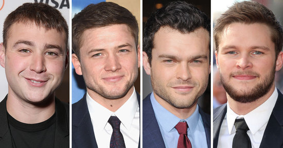 One of These Guys Will Be Young Han Solo