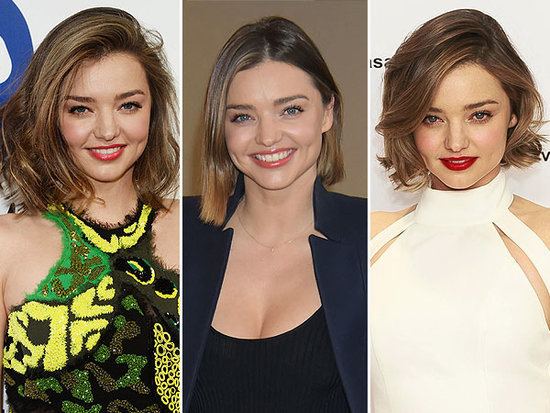 Miranda Kerr Swaps Her Lob for a Brand New Bob! See Her Short Cut