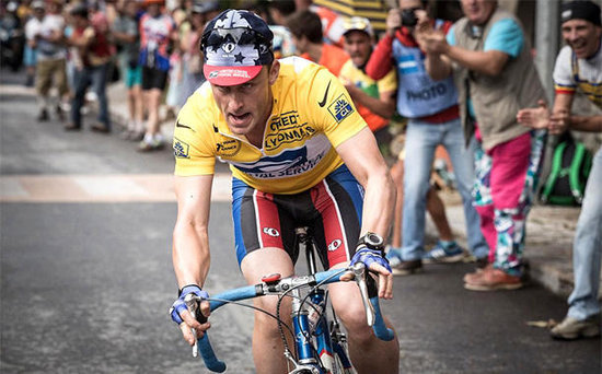 FROM EW: Watch Ben Foster as Lance Armstrong in a New Clip from The Program
