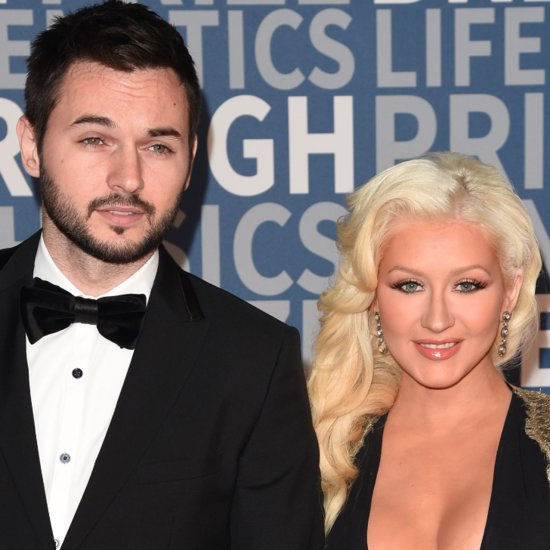 Christina Aguilera and Her Fiancé Are Developing a New Game Show With Spike