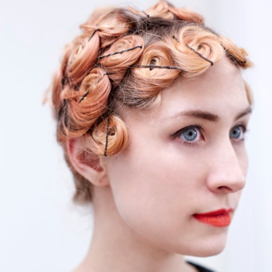 How to Do Pin Curls