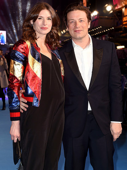 Fifth Child on the Way for Jamie Oliver and Wife Jools - See Her Baby Belly!