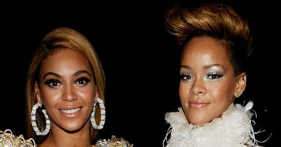 Rihanna Puts An End To Those Beyoncé 'Feud' Rumors