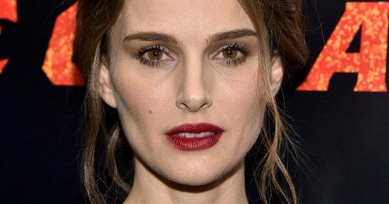 Natalie Portman Says Hollywood Has 'A Long Ways To Go' Toward Gender Equality