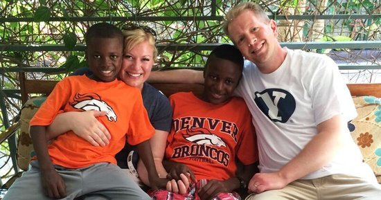 Viral Video of Adopted Boys Finally Uniting With Their Parents Will Have You in Tears