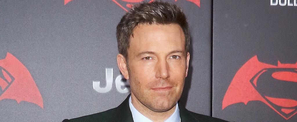 """Ben Affleck Gushes About """"Superhero Mom"""" Jennifer Garner on the Red Carpet"""