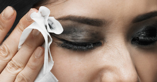 The Biggest Mistake You're Making When Removing Makeup