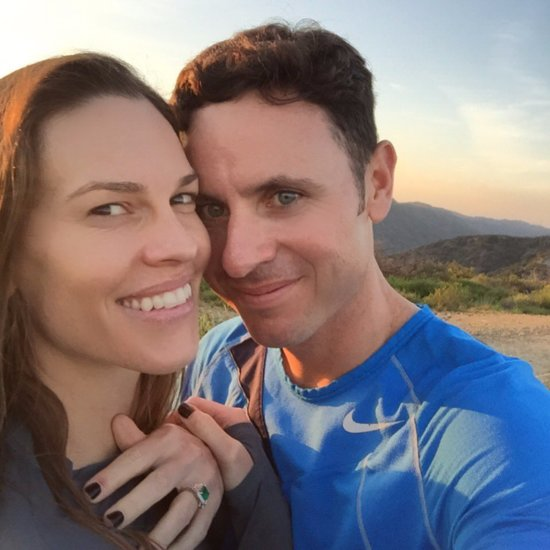 Hilary Swank's Engagement Ring