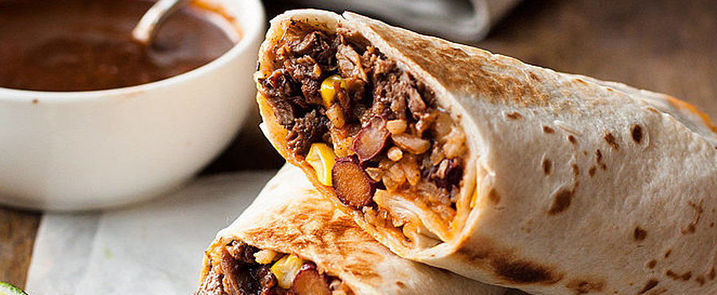 POPSUGAR Shout Out: These Burrito Recipes Are Perfect For Every Night of the Week