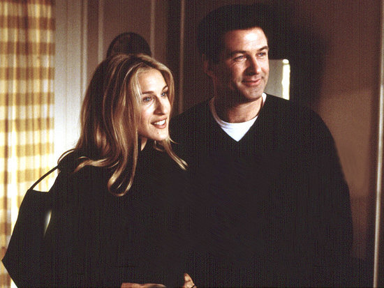 Alec Baldwin as Mr. Big?! Sex and the City Creator Reveals His Original Picks for Carrie Bradshaw's Two Big Loves