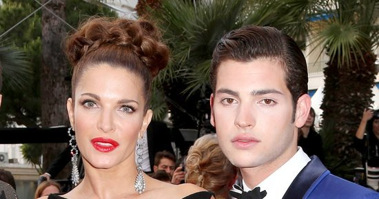 Stephanie Seymour's Son Peter Brant Jr. Has Altercation With Cop at JFK Airport