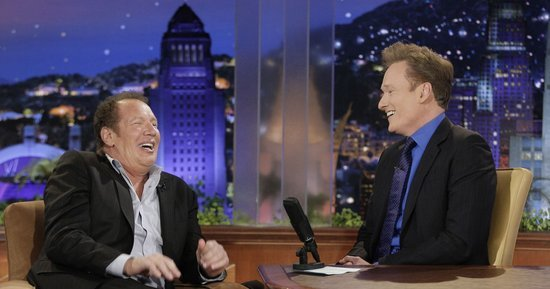 Conan O'Brien Dumps Opening Monologue for Garry Shandling Tribute, Plus Other Late Night Memorials for Late Comedian