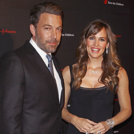 Ben Affleck Talks Jennifer Garner on CBS This Morning