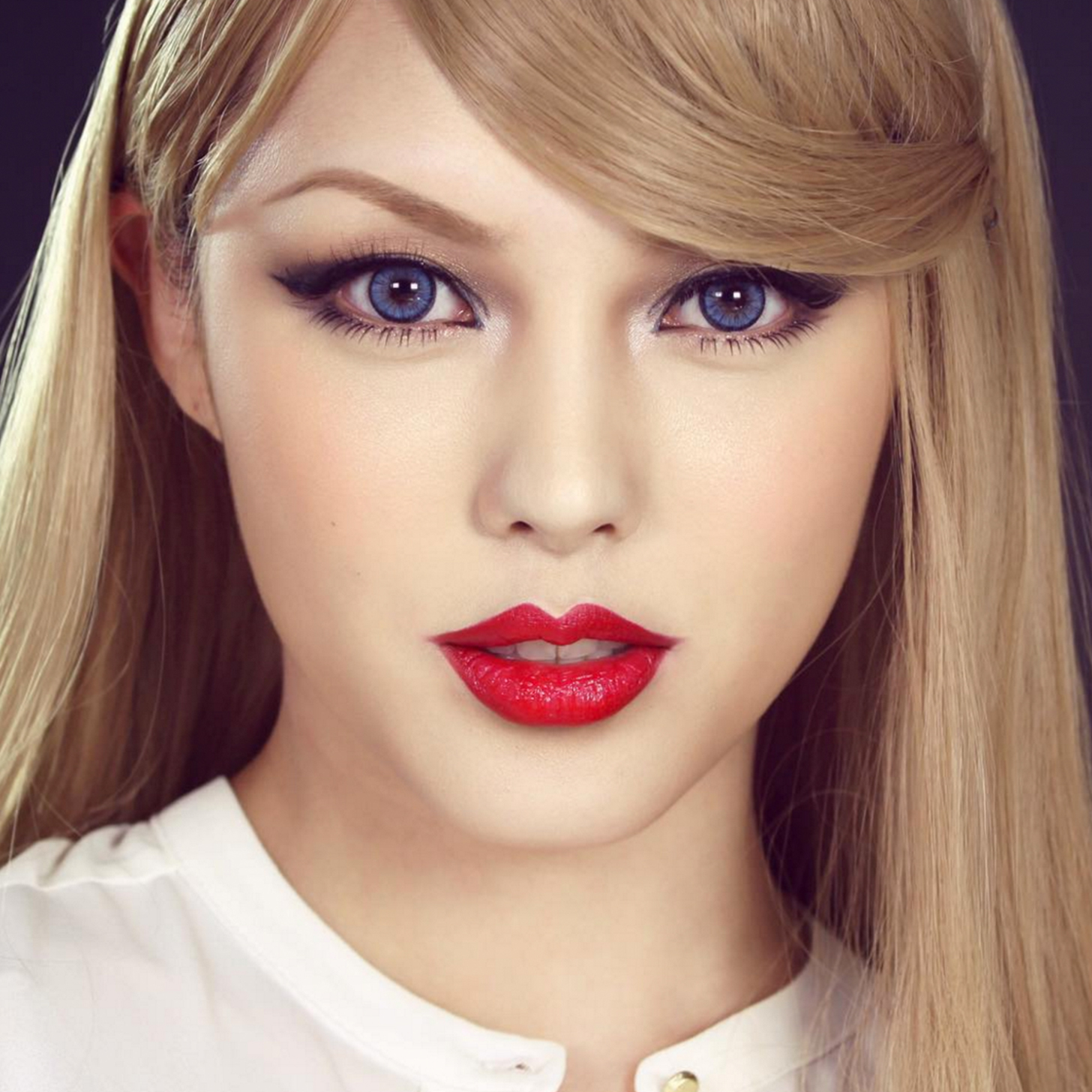 ... Taylor Swift transformation video that will have people mistaking you