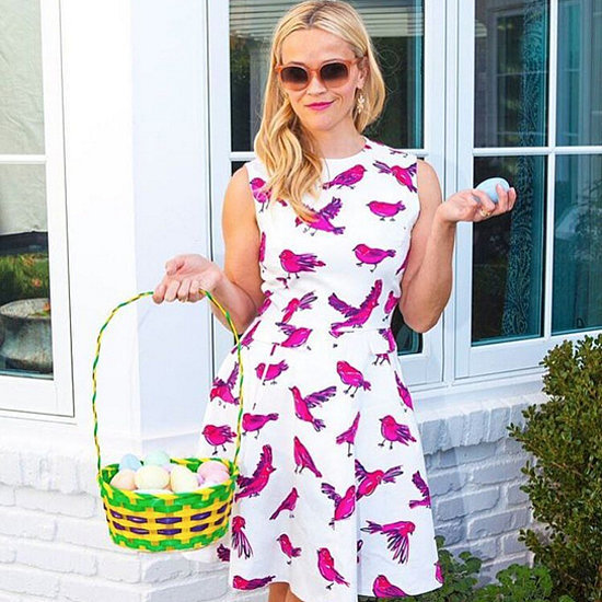Reese Witherspoon's Draper James Easter Dress 2016