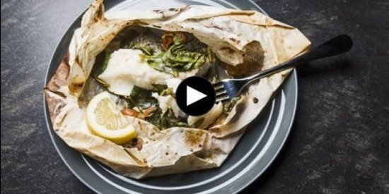 The Easiest Way to Cook Fish? In Parchment Paper