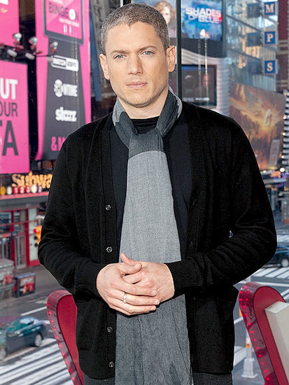 Wentworth Miller Hits Back at Fat-Shaming Meme and Reveals He Battled Suicidal Depression with Eating