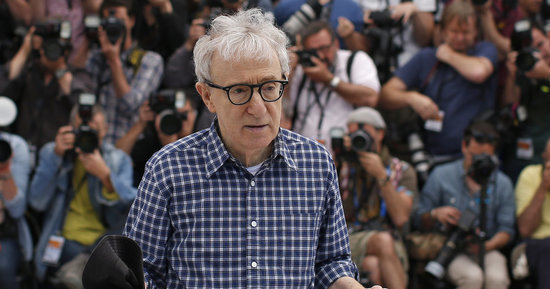 Woody Allen Will Once Again Open The Cannes Film Festival