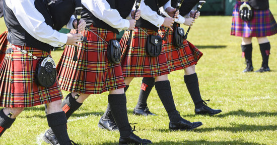 This Is The World's First Official 'Jewish Tartan'