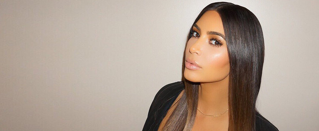 Kim Kardashian Goes Topless Again on Instagram, This Time With a Famous Friend
