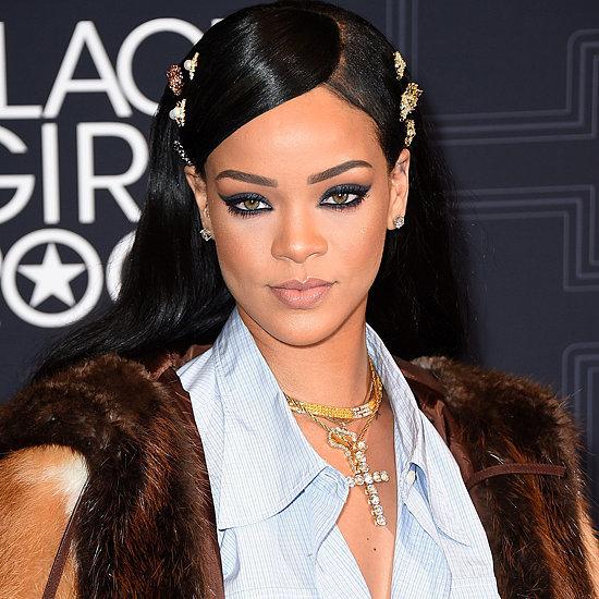 Rihanna's Outfit at Black Girls Rock 2016