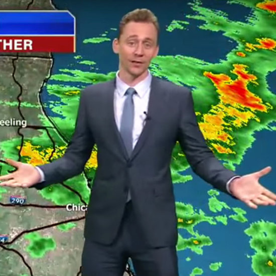 Tom Hiddleston Does the Weather | Video