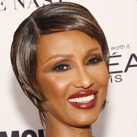 Iman Pays Tribute to Her Mother on Twitter After Her Death