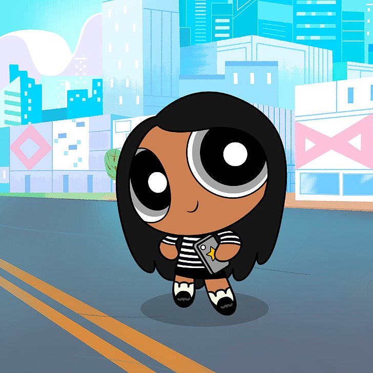 Website Turns You Into A Powerpuff Girl