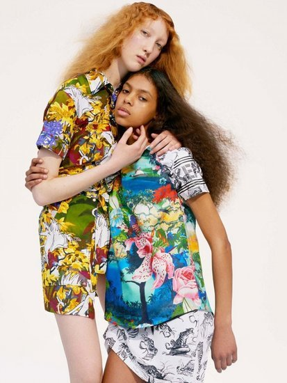 Disney and Kenzo Just Created the Collaboration of Your Dreams