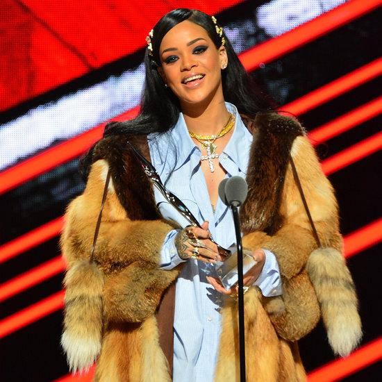 Rihanna at BET's Black Girls Rock! Awards 2016
