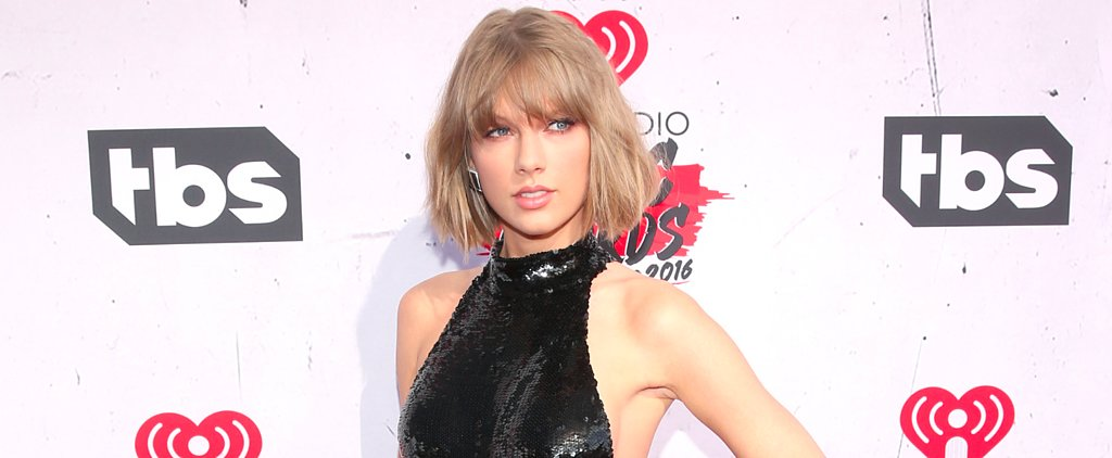 Taylor Swift's iHeartRadio Music Awards Jumpsuit Isn't Very Taylor Swift — and We Love It