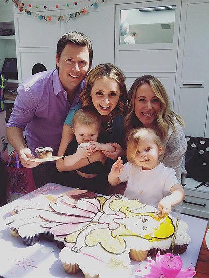 Beverley Mitchell Throws Daughter's Third Birthday Party at Jessica Biel's New Restaurant