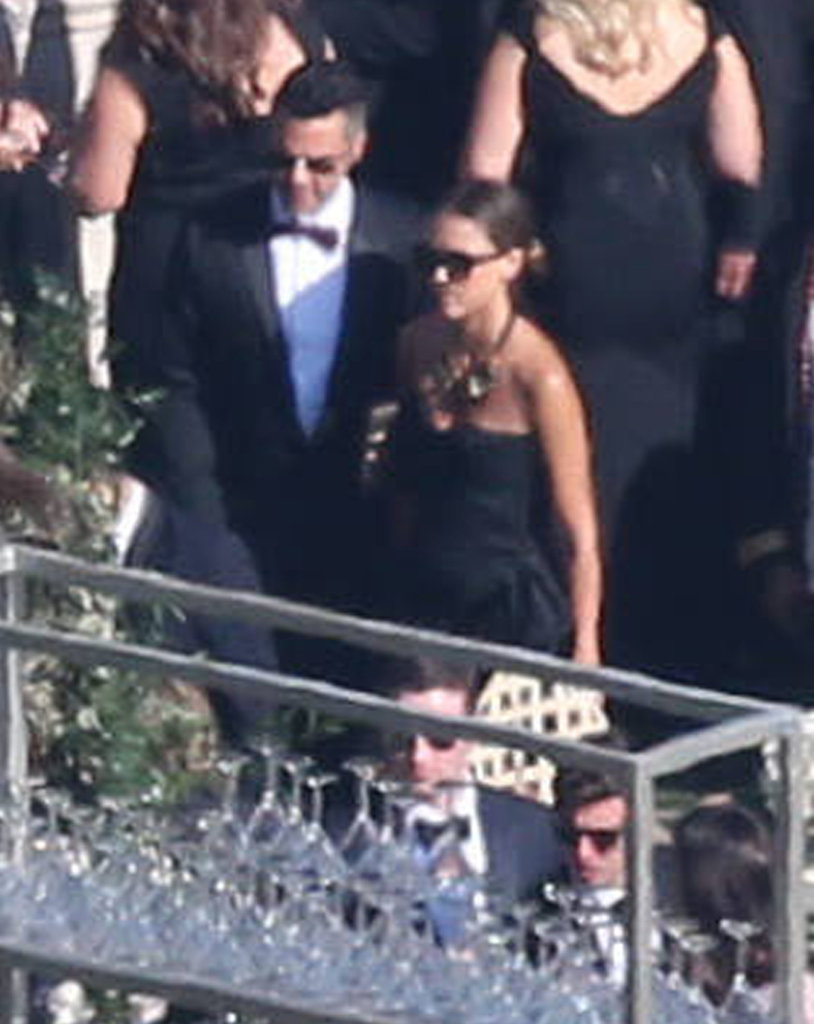 Jessica Alba and Cash Warren attended Jessica Simpson and Eric Johnson's wedding in Santa Barbara, CA in July 2014.
