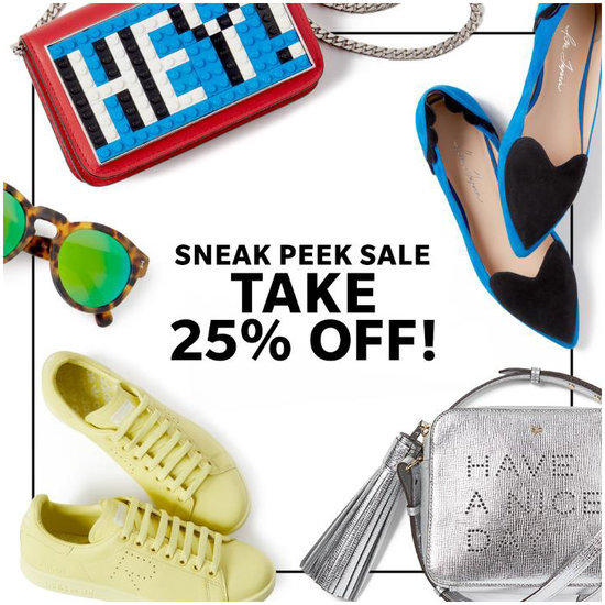Save 25% off Shopbop With This Exclusive Code!