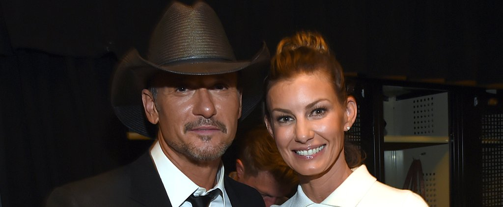 Tim McGraw and Faith Hill's Love Was Country Strong at the ACMs