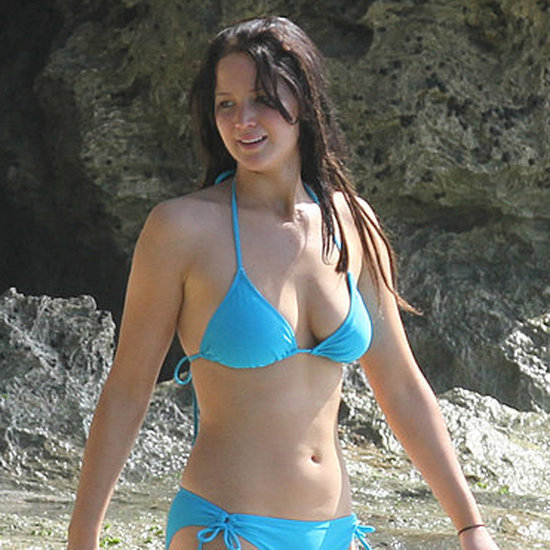 Jennifer Lawrence Bikini Pictures