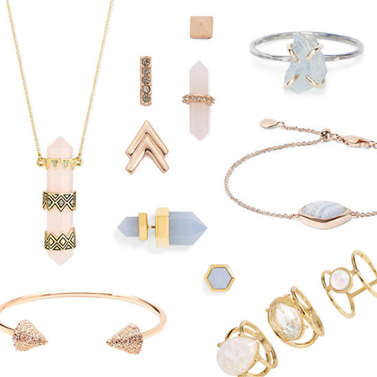 64 Gorgeous Jewelry Pieces Inspired by Pantone's Colors of the Year