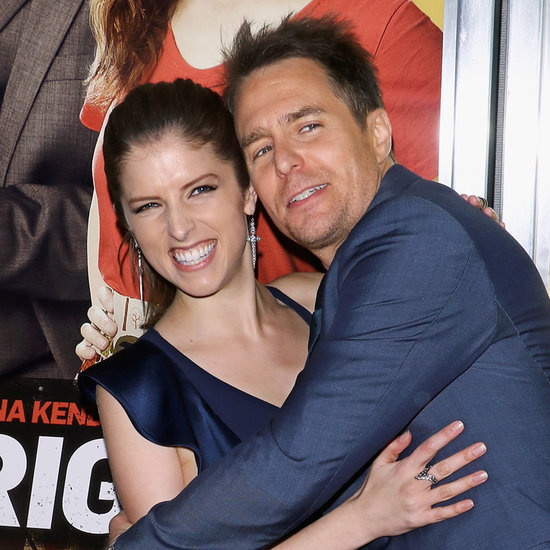 Anna Kendrick and Sam Rockwell at Mr. Right NYC Premiere