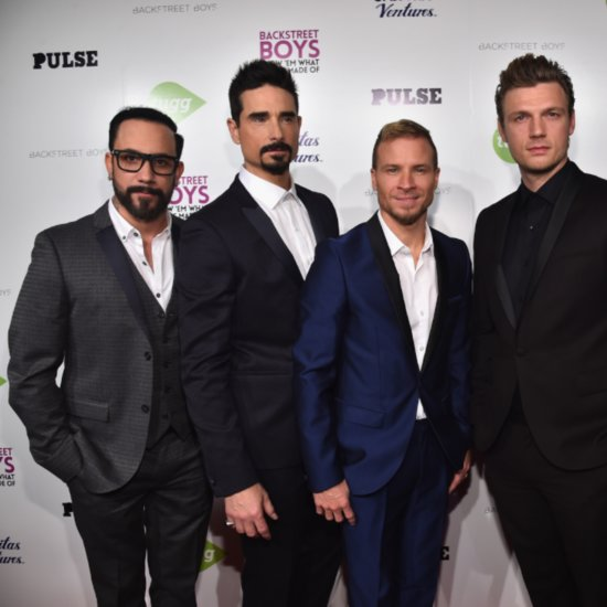 The Backstreet Boys Are Officially Headed to Vegas