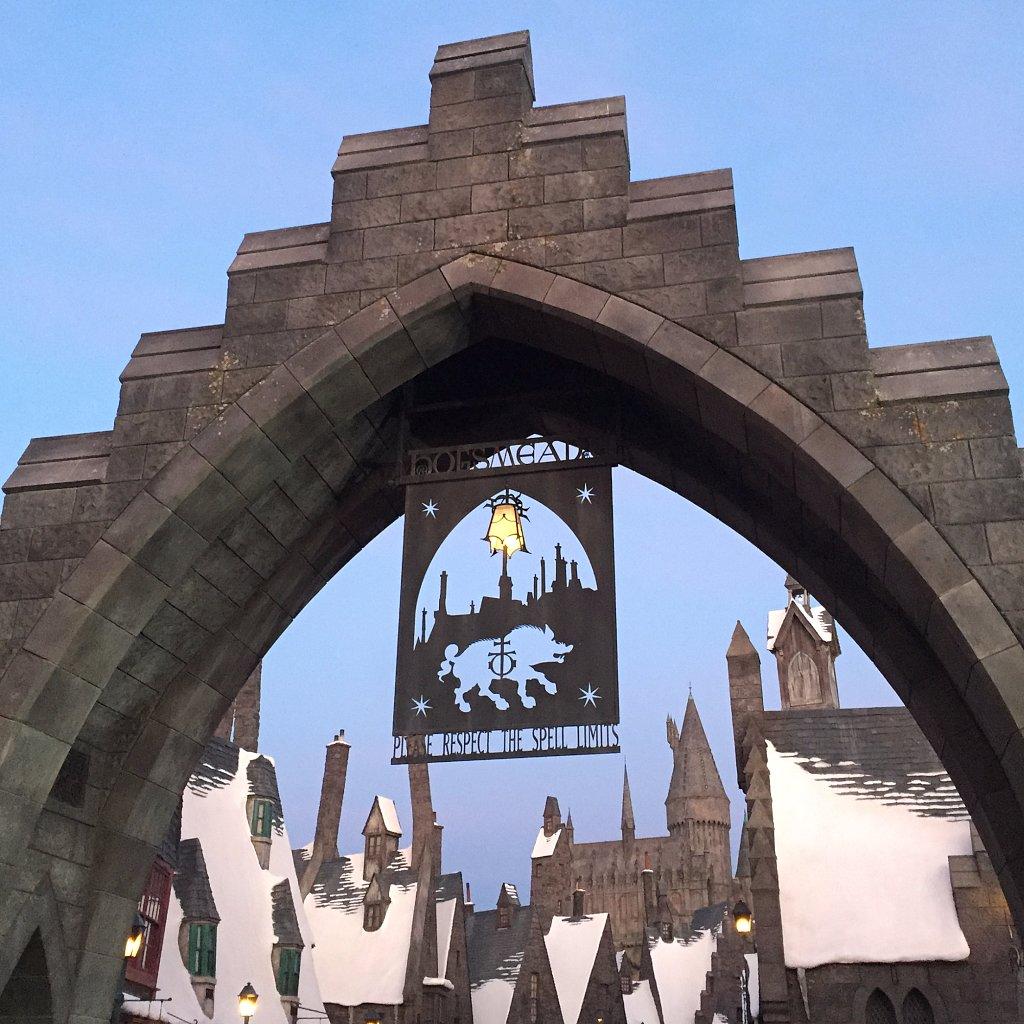 Harry Potter World Wedding: Harry Potter World Hollywood Secrets