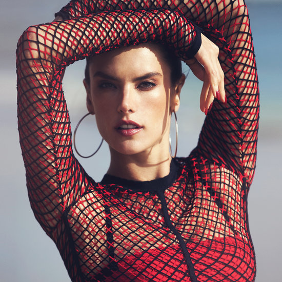 Alessandra Ambrosio in The Edit Magazine 2016