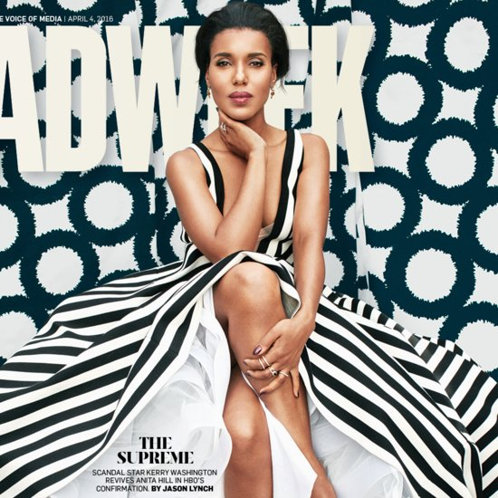 Kerry Washington AdWeek Cover Photoshopping Quotes