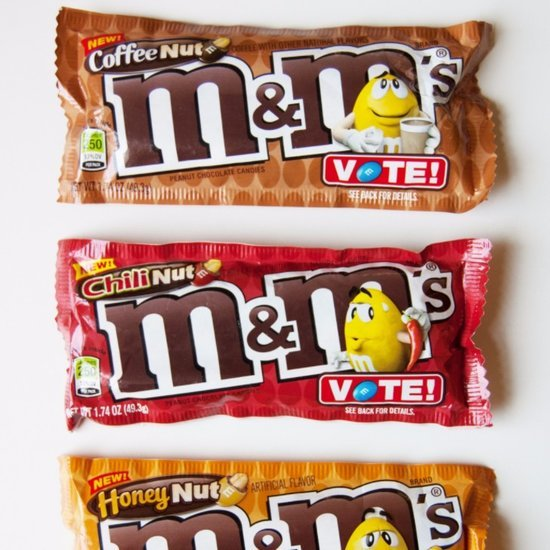 New Peanut M&M's 2016 Review