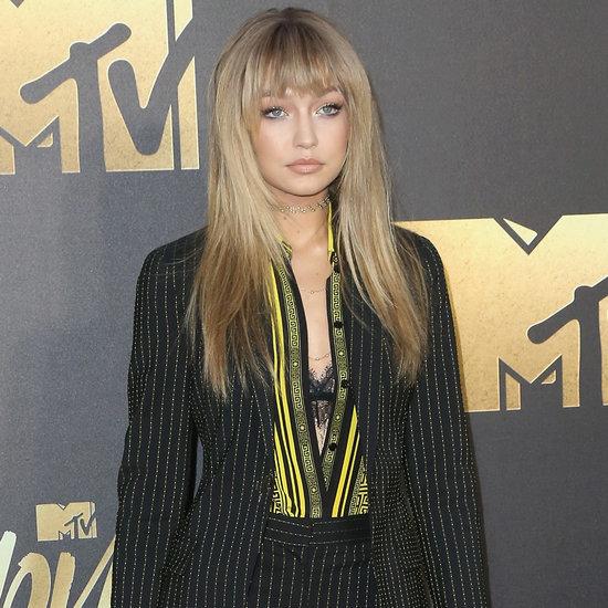 Gigi Hadid's Outffit at MTV Movie Awards 2016