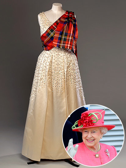 Expect Tartan Galore at Queen Elizabeth's Much-Anticipated Fashion Exhibit in Scotland