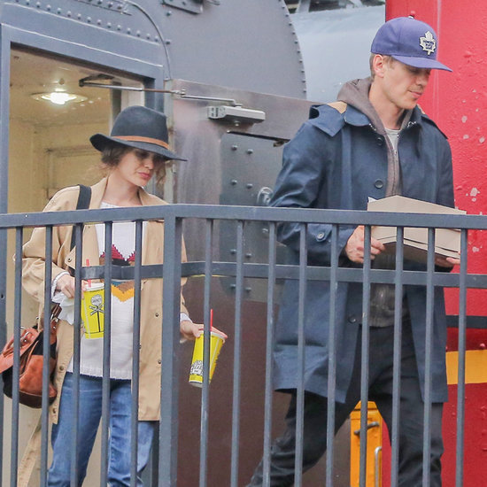Hayden Christensen and Rachel Bilson Out in LA April 2016