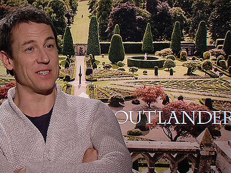 WATCH: Tobias Menzies Answers Our Outlander Season 2 Burning Questions